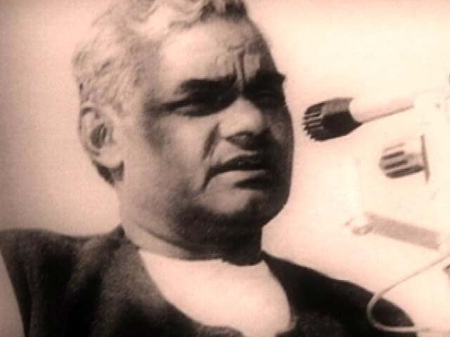 Video : Former PM Vajpayee to Receive Bharat Ratna at Home Today