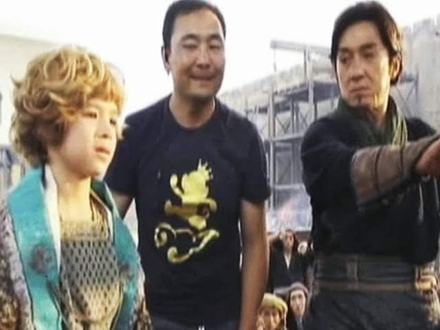 Video : The Making of <i>Dragon Blade</i>