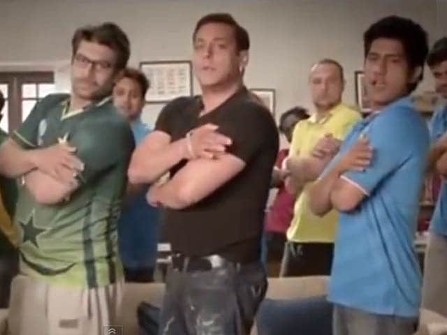 Video : Salman Khan's Mauka Mauka For Kabaddi