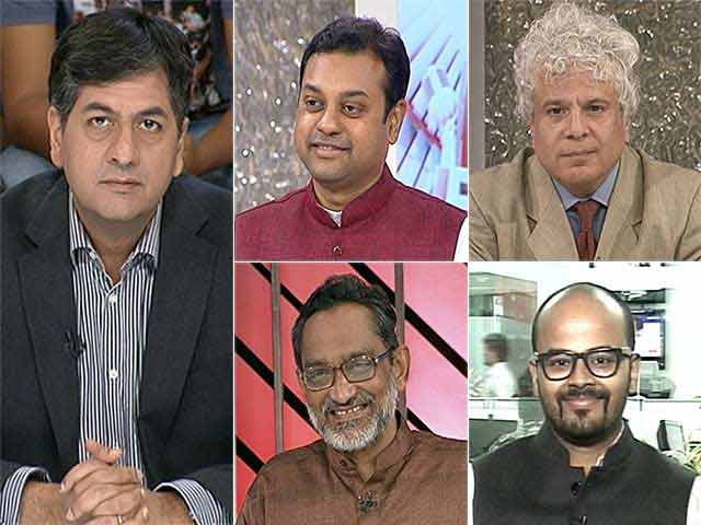 Video : The Big Fight: Do We Lack a Sense of Humour?