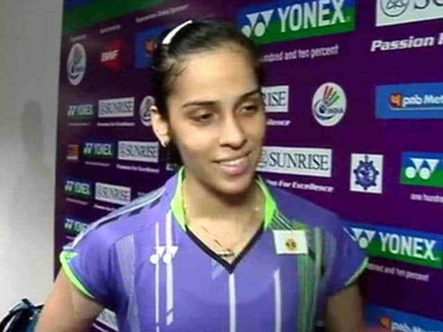 Video : This is the Best Phase of my Life: World No.1 Saina Tells NDTV