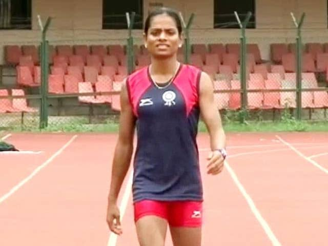 Video : Dutee Chand Allowed to Take Part in Asian Championships