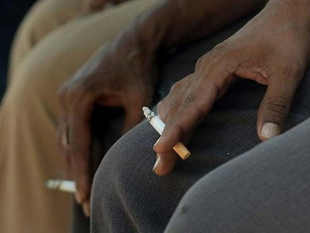 Video : What's He Smoking? BJP Lawmaker's Stand on Cigarettes Triggers Strong Reactions