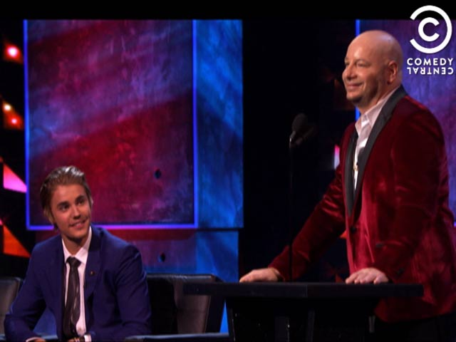 Watch: Why Justin Bieber's Roast Killed It