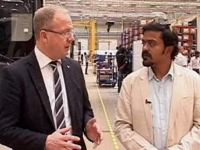Video : CNB Bazaar Buzz: Scania's New Bus Plant, Racing Action With Tata Prima Truck & Racing Legends Unplugged