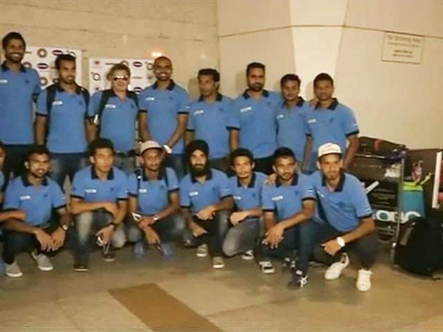 Video : Indian Hockey Team Aims Big, Leaves for Glory in Azlan Shah