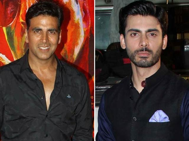 Video : Fawad's Says no to Intimate Scenes; Akshay Shoots For Singh is Bliing
