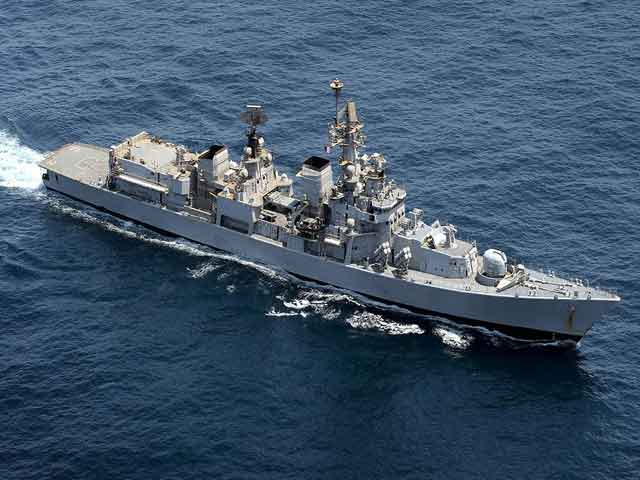 Video : Evacuation of Stranded Indians From Yemen Being Carried Out in War-Like Conditions: Navy