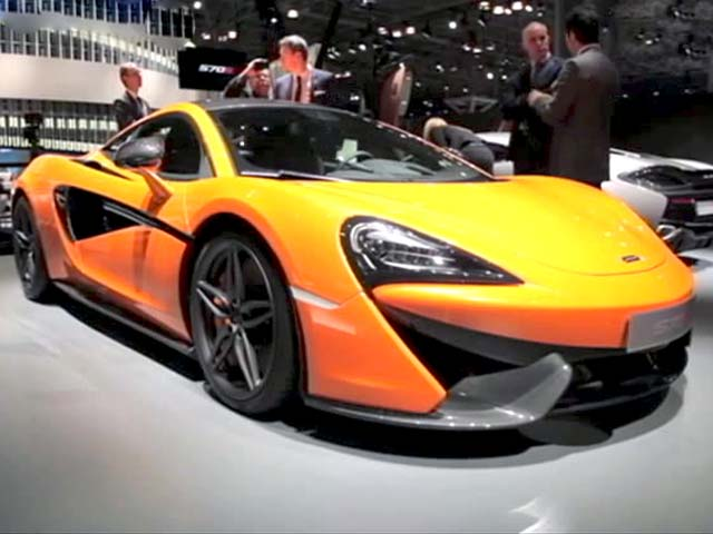 Video : 2015 New York International Auto Show and Cartier Concours d'Elegance