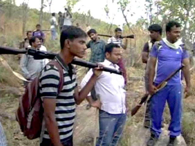 Video : 20 Shot Dead in Andhra Pradesh Forests, Strong Protests by Tamil Nadu