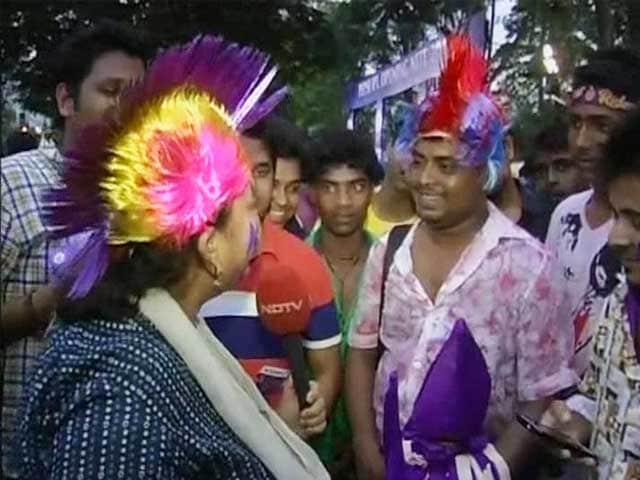 Video : Kolkata Gears Up for Glitzy Indian Premier League Opening Ceremony