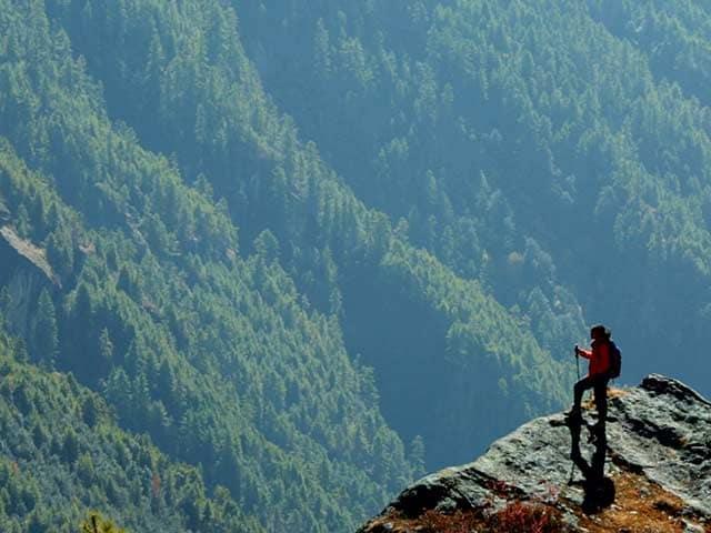 Video : Gul Panag's Team for Mission Everest: Meet Trekker 2