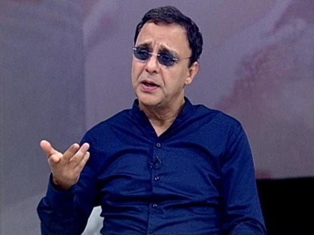 Hollywood Looks Down On Bollywood: Vidhu Vinod Chopra