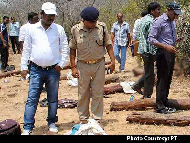 Video : File Case of Murder, Says Court About 20 Alleged Smugglers Shot Dead in Andhra Forests