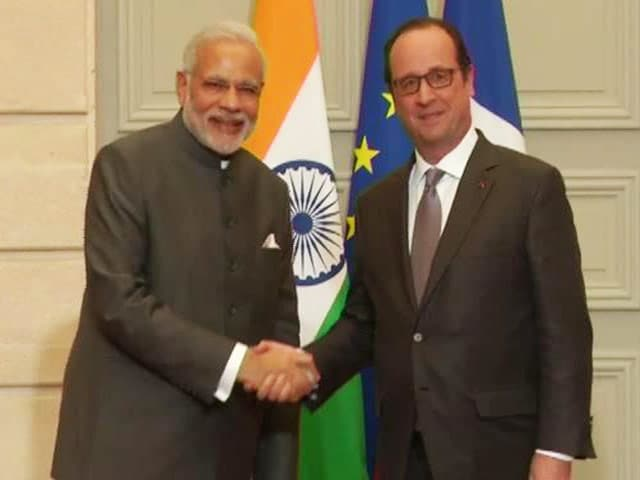 Video : India Will Buy 36 Rafale Jets in Fly-Away Condition From France, Says PM Modi