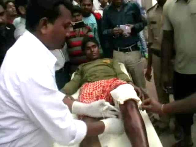 Video : 7 Policemen Killed, 12 Injured in Naxal Encounter in Chhattisgarh's Sukma District