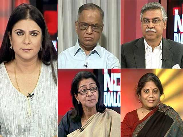 Video : The NDTV Dialogues: Women in Boardrooms