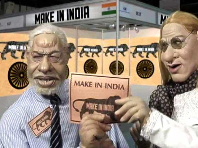 Video : 'Make in India' in France