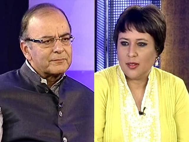 Video : 'Proof That Most Church Attacks Not Communal, Will Media Tell Truth Now?' Arun Jaitley to NDTV
