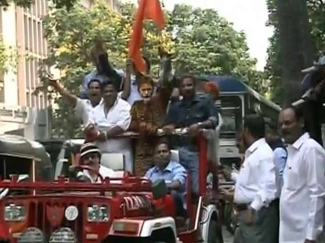 Video : Shiv Sena Wins High-Profile Bandra By-poll, Former Chief Minister Narayan Rane Faces Defeat