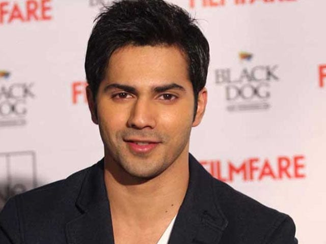Varun Dhawan Upset with ABCD 2 Poster Leak