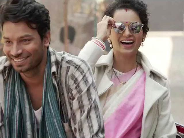 Tanu Weds Manu Returns Trailer Takes Twitter by Storm