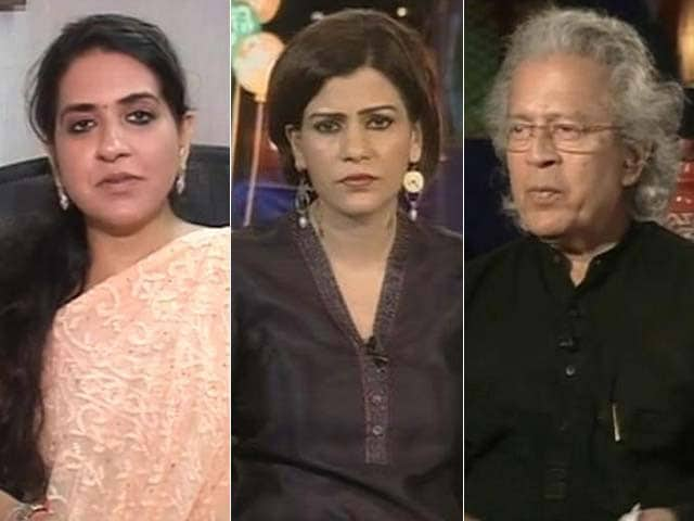 Video : Politics of Intolerance Growing in Mumbai?