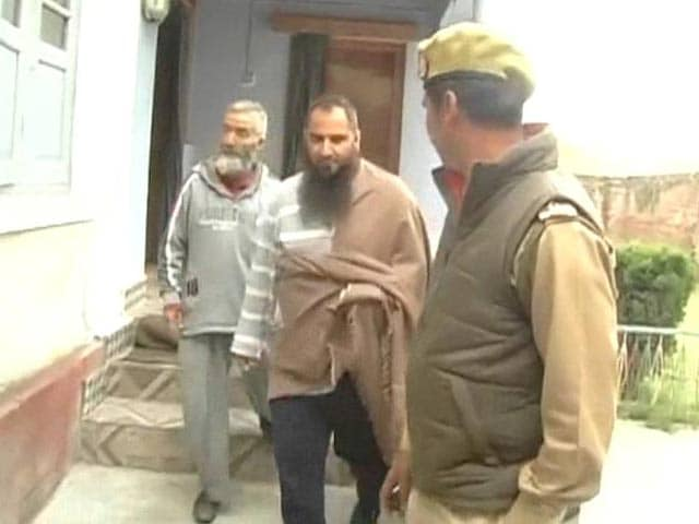 Video : Separatist Masarat Alam, Whose Supporters Waved Pakistan Flags at Rally, Arrested in Srinagar