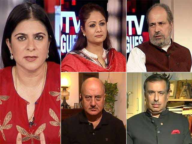 Video : The NDTV Dialogues: Is the Return of Kashmiri Pandits Hostage to Vested Interests?