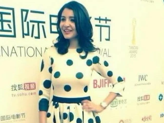 Anushka Sharma's NH10 Screened at Beijing Film Festival