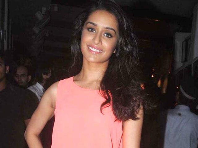 Shraddha Kapoor Reportedly Taking Voice Modulation Classes for Rock On 2