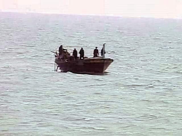 Video : NDTV On Board Coast Guard Interceptor That Caught Pakistani Boat Last Night