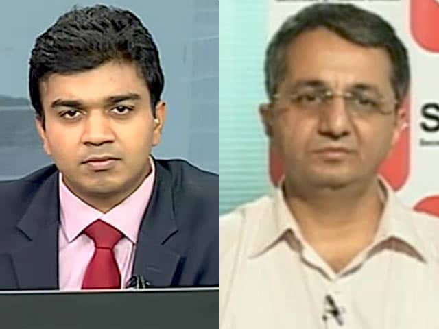 Video : Positive on SBI, Target Price Rs 330-335: Sunidhi Securities