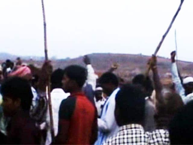 Video : Revival of 39-Year-Old Uttar Pradesh Dam Project Sparks Protests Against Land Ordinance