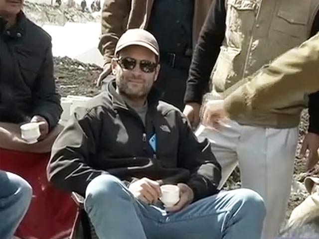 Video : Why I Trekked to Kedarnath Shrine: Rahul Gandhi Explains