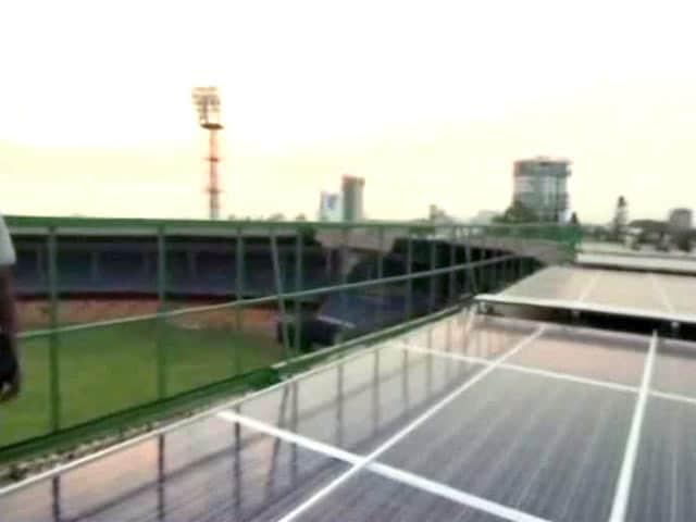 Bengaluru's Chinnaswamy Stadium Goes Solar, Aims to Generate 1.3 Megawatt Power