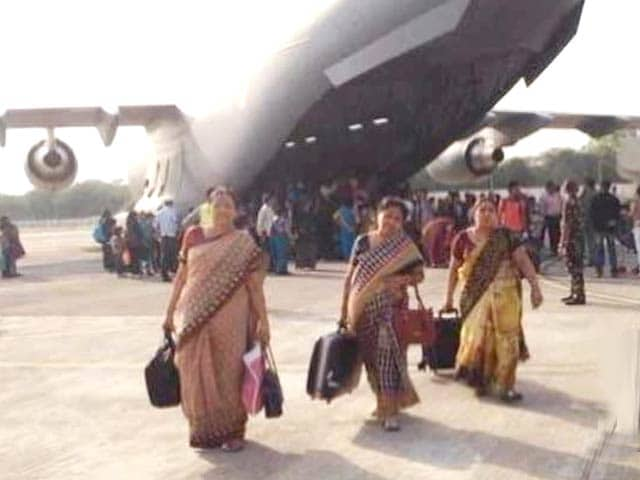 Video : Government Rushes 13 Aircraft to Earthquake-Hit Nepal