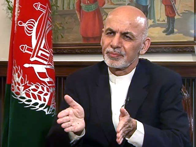 Video : 'Don't Make Us a Proxy War Battleground': Afghan President Ashraf Ghani to NDTV