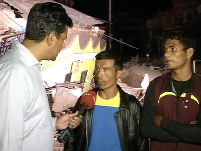 Video : Picking up Pieces: Ground Report From Quake-Hit Nepal