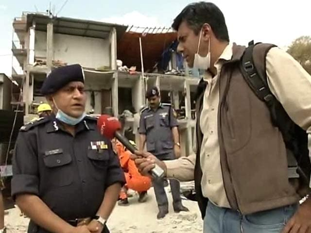 Video : Ground Zero Reports From Quake-Hit Kathmandu
