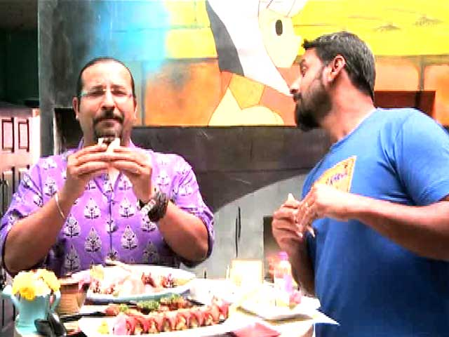 Video : Rocky and Mayur's Favourite: Best Sushi in Delhi