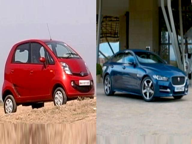 Video : Tata GenX Nano & Jaguar XE Reviews