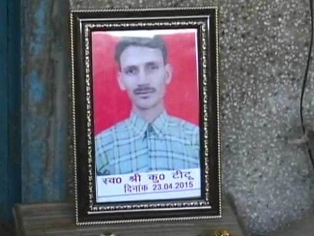 Video : In Rajasthan's Bharatpur, Weighed Down by Debt, Farmer Commits Suicide