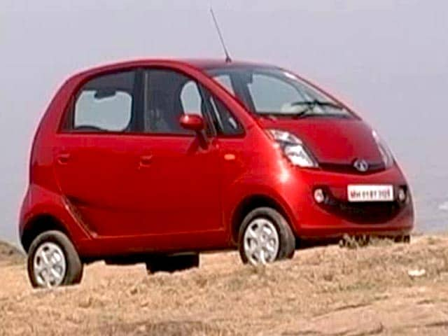 Video : Tata Nano Goes GenX