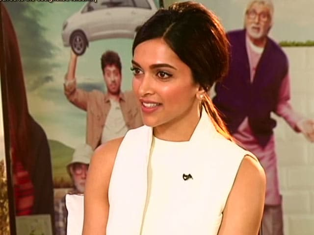 Had Issues With Vogue Video, Don't Endorse Infidelity: Deepika to NDTV
