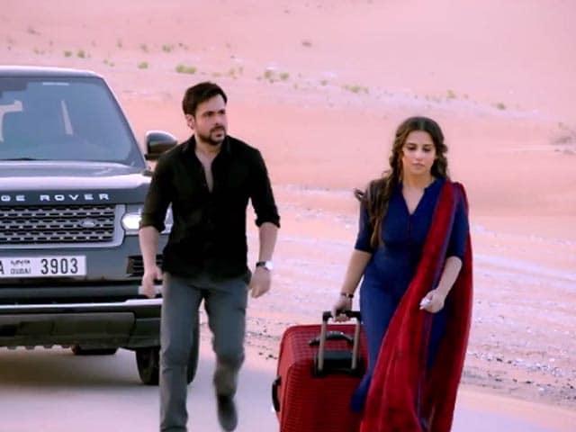 Humari Adhuri Kahani Trailer Woos Celebs on Twitter