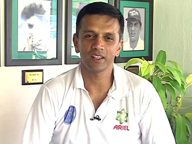 Video : Haven't Had Time to Think About BCCI's Offer on Cricket Advisor's Post: Rahul Dravid