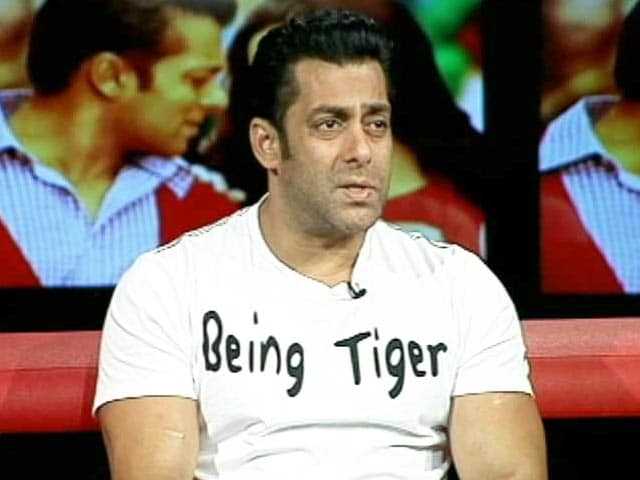 Only a Dabangg Judge Will Set me Free: Salman Khan (Aired: August 2012)
