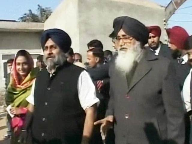 Video : Punjab's Badals and Their Business Empire