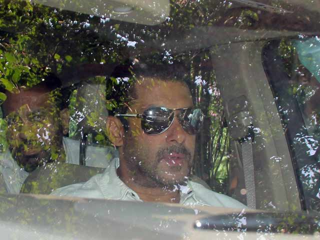 Salman Khan, Found Guilty of Hit-and-Run, Gets Bail Till Friday